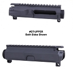 GunTec AR-15 Stripped Billet Upper Receiver