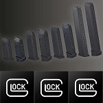 Glock Factory 9mm Magazines - Restricted Item -Check Your Local and State Laws Prior To Ordering