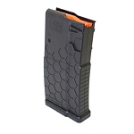 Hexmag LR-308 / SR-25 .308 / 7.62X51 Polymer 20 Round Magazine - Restricted Item -Check Your Local and State Laws Prior To Ordering