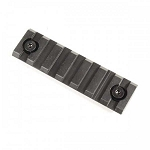 GunTec 3 Inch Removable Keymod Accessory Rail