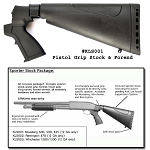 Phoenix Tech KickLite 12ga Mossberg 500/590/535/835 and Maverick 88 Sporter Package