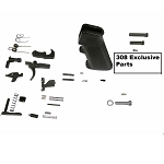DPMS AR .308 Lower Parts Kit - DPMS LR308 Style (Less Lower Receiver)
