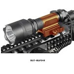 UTG 200 Lumen Long Range Spot Focus LED Light, 5 Functions