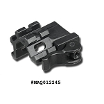 UTG Quad-Rail / Single Slot Angle Mount w/QD Lever Mount
