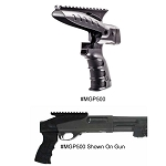 CAA Mossberg 500 12ga Pistol Grip with Picatinny Rail System