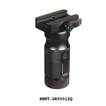 UTG 4.1 Inch Lowpro Combat Quality QD Lever Mount Metal Foregrip