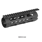 UTG PRO Model 4 / AR-15 Car Length Super Slim Drop-in Handguard