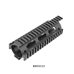 UTG PRO M4 / AR-15 Carbine Length Drop-in Quad Rail with Extension