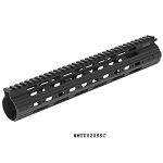 UTG PRO US 13 Inch Super Slim Free Float Rail for DPMS LR-308 Low Profile and S&W M&P10 Low Profile