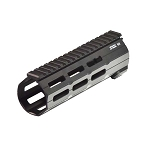 UTG AR-15 PRO Super Slim SD 7 Inch M-LOK Free Float Handguard - Black