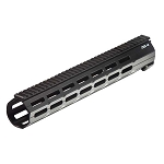 UTG PRO Super Slim SD 14 Inch M-LOK Free Float Handguard-Black