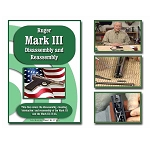 On-Target DVD Ruger Mark III & 22 / 45 Pistols Disassembly & Reassembly