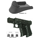Pearce Grip GLOCK Gen 3 Mid and Full Size Model Grip Extension