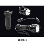 Lion Gears  PowerApp Focus Intensified Power-Grip / Handheld LED Light System