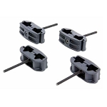 ProMag AK-47 (Metal Magazine) Magazine Clamps - 4 Pack