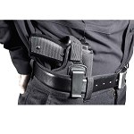 UTG Concealed Belt Holster Right Handed - Black