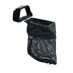 UTG AR-15 Mesh Trap Shell Catcher - Zippered for Quick Unload