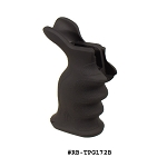 UTG Model 4/AR15 Combat Sniper Pistol Grip Black