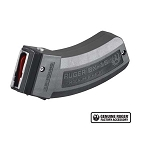 Ruger BX-15 Magnum Rimfire 15 Round Magazine for17 HMR / 22 WMR  - Restricted Item -Check Your Local and State Laws Prior To Ordering