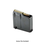 Sako TRG 5 Round Magazine .338 Lapua - Blued - Restricted Item -Check Your Local and State Laws Prior To Ordering