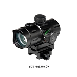 UTG 4.2 Inch ITA Red / Green CQB Dot with QD Mount Riser Adaptor
