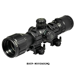 UTG 3-9X32 1 Inch BugBuster Scope AO, RGB Mil-dot W/ QD Rings