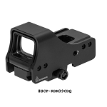 UTG 3.9 Inch Red / Green Circle Dot Reflex Sight