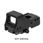 UTG 3.9 Inch Red / Green Single Dot Reflex Sight