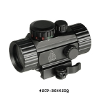 UTG 3.8 Inch ITA Red / Green Single Dot Sight w/Integral QD Mount