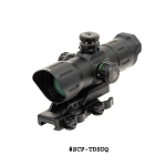 UTG 6 Inch ITA Red / Green CQB Dot Sight With Offset QD Mount