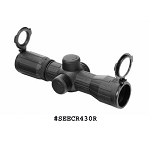 NcStar 4X30 Compact Rubber Armored / Dual Ill