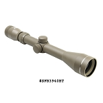 NcStar 3-9X40 P4 Sniper Full Size Scope w/Rings - Tan
