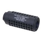 GunTec AR 9mm Micro Reverse Thread Slip Over Socom Style Fake Suppressor – Gen 2