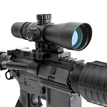NcStar Mark III Tactical Gen 2 3-9X42 Mil Dot Scope