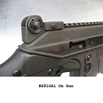 Keltec  SU16 series,  SU22,  PLR16 & PLR22 Adjustable Aperture Sight