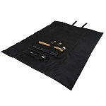 NcStar AR-15 / M4 Gunsmithing Tool Kit With Black Roll-Up Cleaning Mat