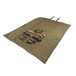 NcStar AR-15 / M4 Gunsmithing Tool Kit With Tan Roll-Up Cleaning Mat