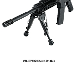 UTG Super Duty Bipod with QD Lever Mount  Height 6.0- 8.5 Inch