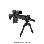 UTG PRO TBNR Bipod 7-9 Inch Center Height - Picatinny