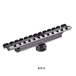 Command Arms Picatinny Rail For Carry Handle (Aluminum)