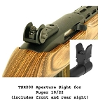 Tech-Sights Ruger 10/22 Aperture Sights
