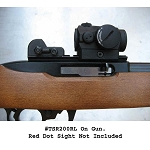 Tech-Sight Ruger 10/22 Rail Aperture Sight
