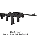 Tapco Mini-14 / Mini-30 Fusion Rifle Stock System  Black