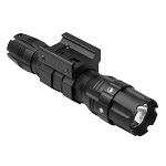 NcStar ProSeries Green LED Hunter Flashlight & Mount