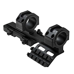 NcStar 30mm Cantilever Scope Mount With Rail - Gen II