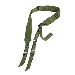 NcStar 2 Point Sling - OD Green