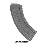 AK-47 30 Round Grey Steel Magazine -Restricted Item -Check Your Local and State Laws Prior To Ordering