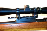 S&K 1909 Argentine Mauser Scout Mount (Weaver Style)-Accepts Weaver Rings- Rings NOT Included