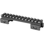 Lion Gears Tactical Picatinny .75 Inch Riser, 5 Inch Long w/12 Slots