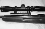 S&K Carl Gustaf M94 Mauser Scout Mount -Accepts Weaver Rings - Rings NOT Included